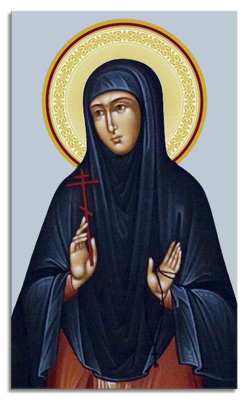 Преподобномученица Елена (Коробкова)